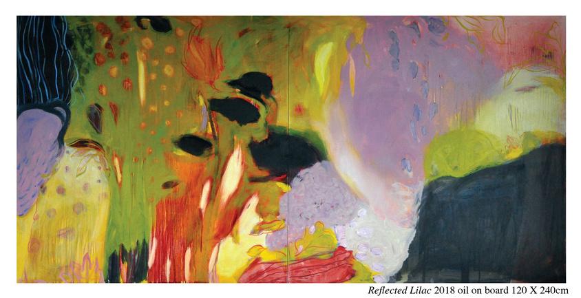 Howlett - Reflected Lilac (2018)